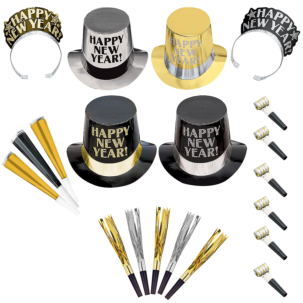 Kit for 600 - Opulent Affair New Year's Party Kit Image #1