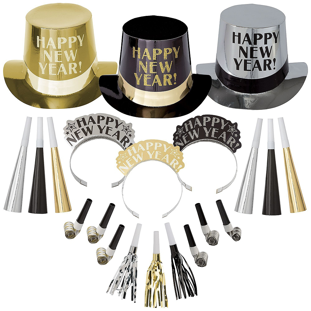 Kit for 600 - Opulent Affair New Year's Party Kit Image #2