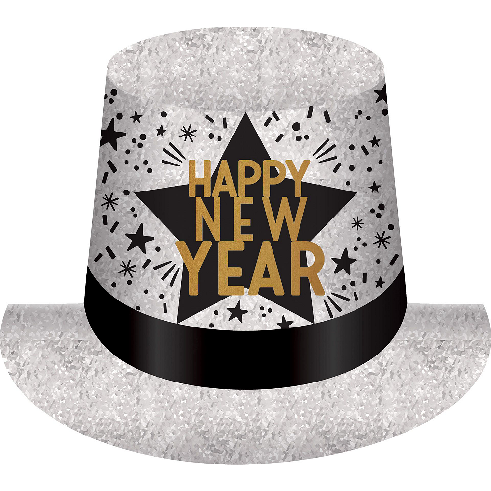 Colorful New Year's Eve Wearable Accessory Kit for 24 Guests Image #8