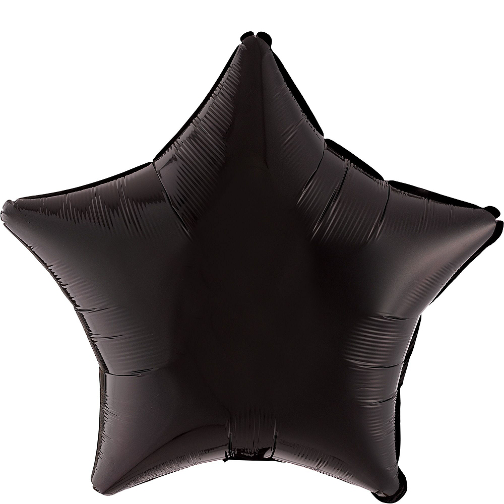 Super Black, Gold & Silver New Year's Eve Accessory & Decor Kit for 100 Guests Image #9