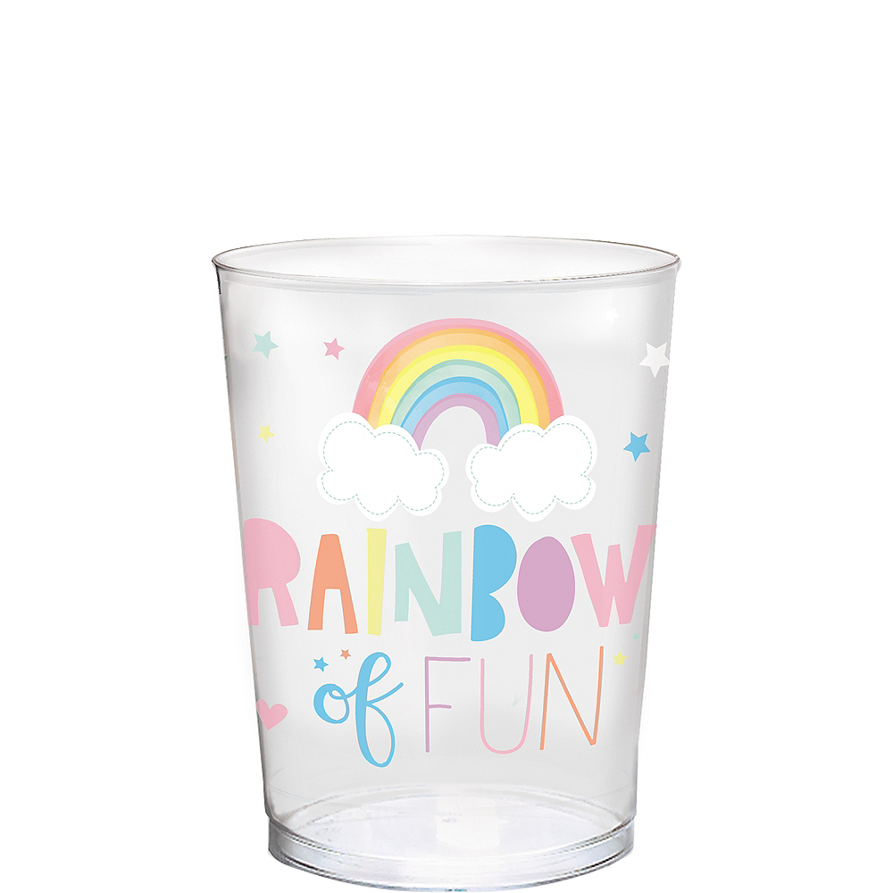 Magical Rainbow Favor Cup Image #1