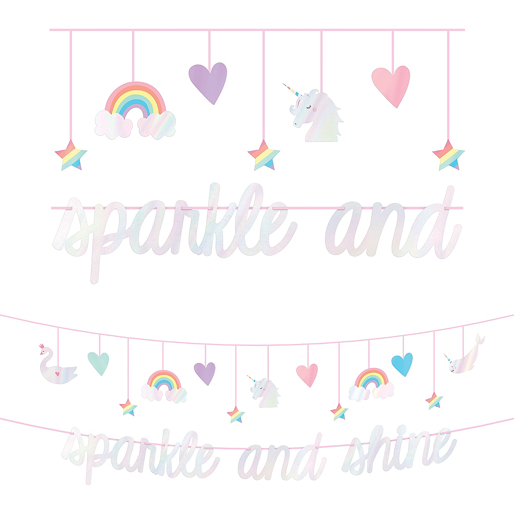 Magical Rainbow Banner with Mini Banner Image #1