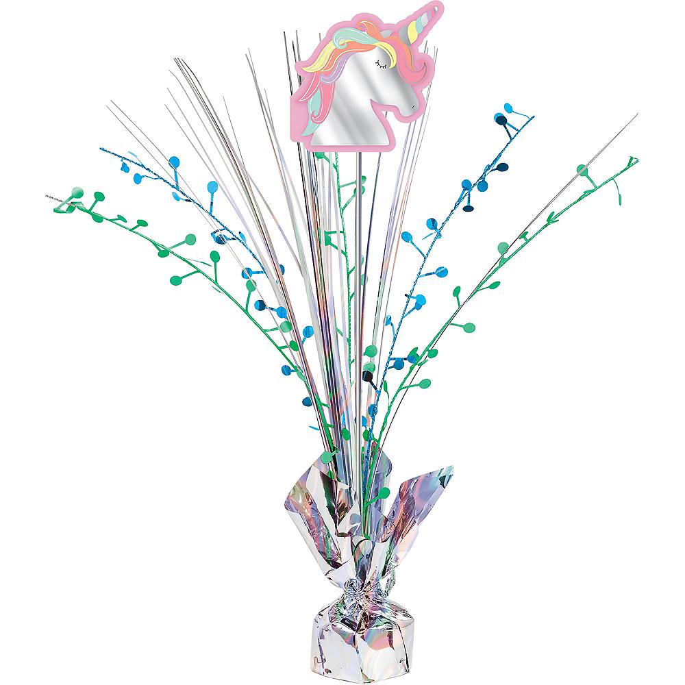 Magical Rainbow Unicorn Spray Centerpiece Image #1