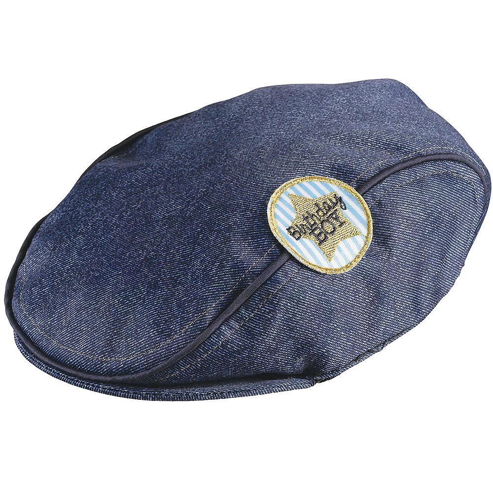 1st Birthday Boy Ascot Hat Image #1
