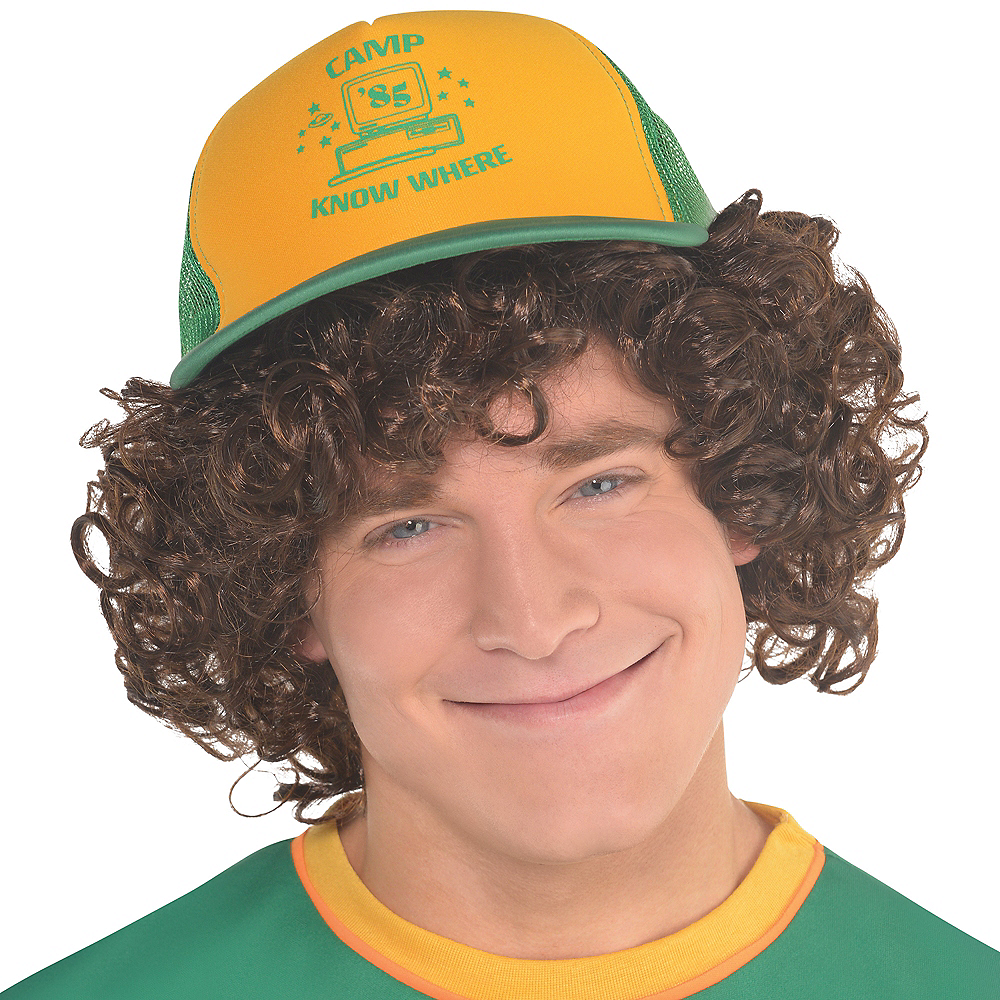 Adult Dustin Baseball Hat - Stranger Things Image #1