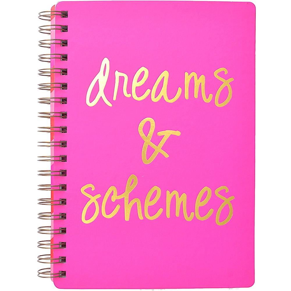 Dreams & Schemes Notebook Image #1