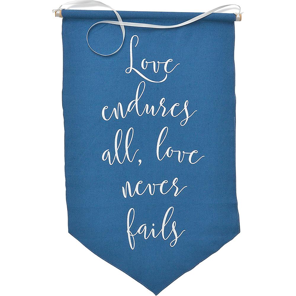 Love Endures Sign Image #1