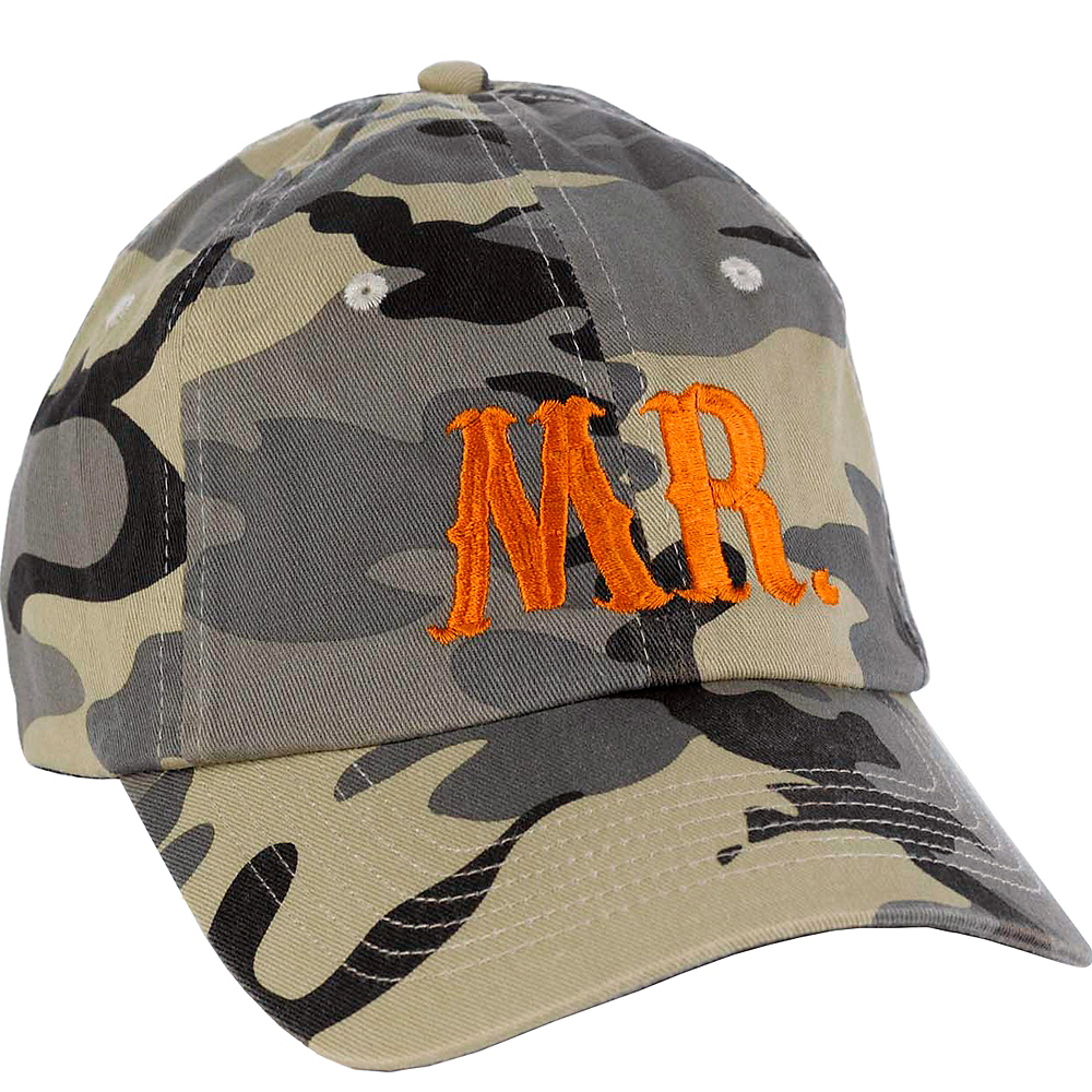 Nav Item for Mr. Desert Camouflage Baseball Hat Image #1