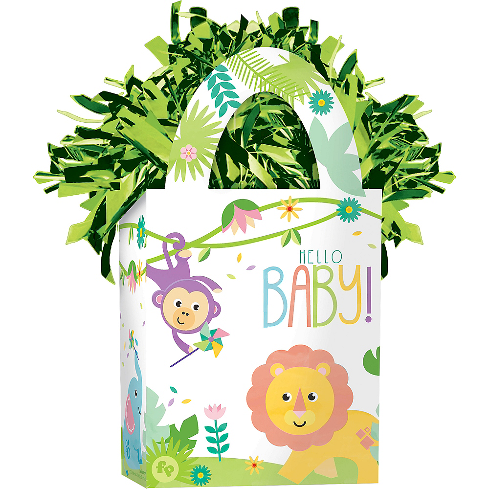 Fisher-Price Hello Baby Balloon Weight Image #1