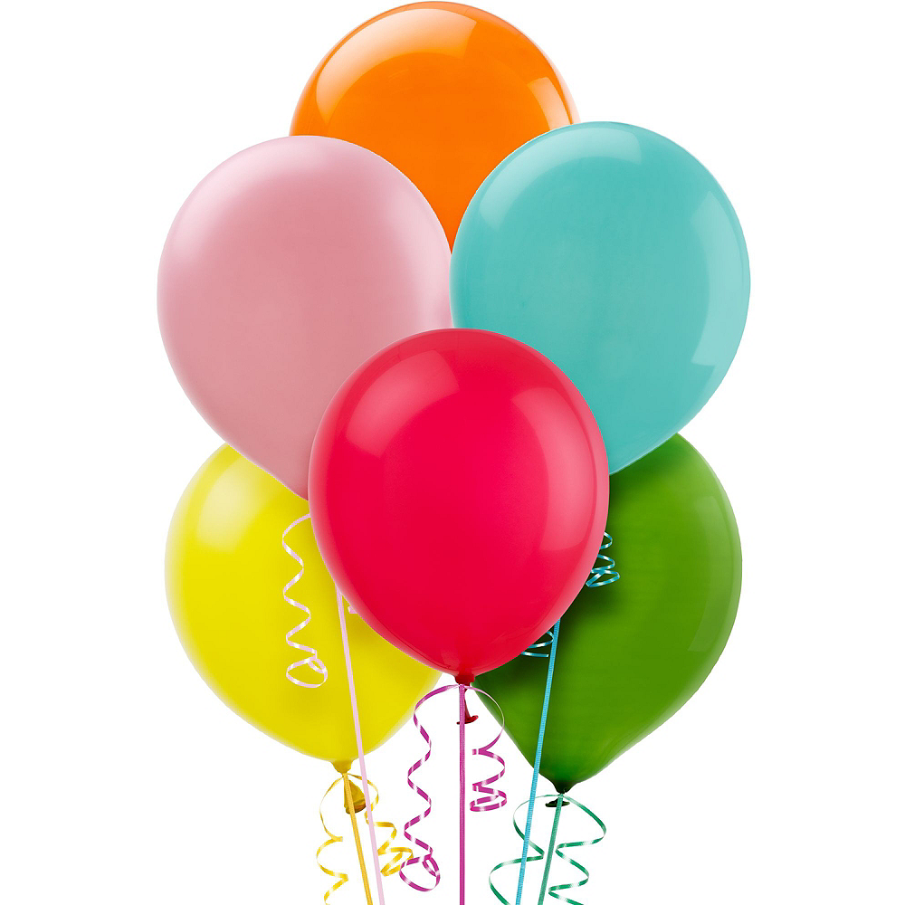 Balloons & Balloon Pump Kit Image #2