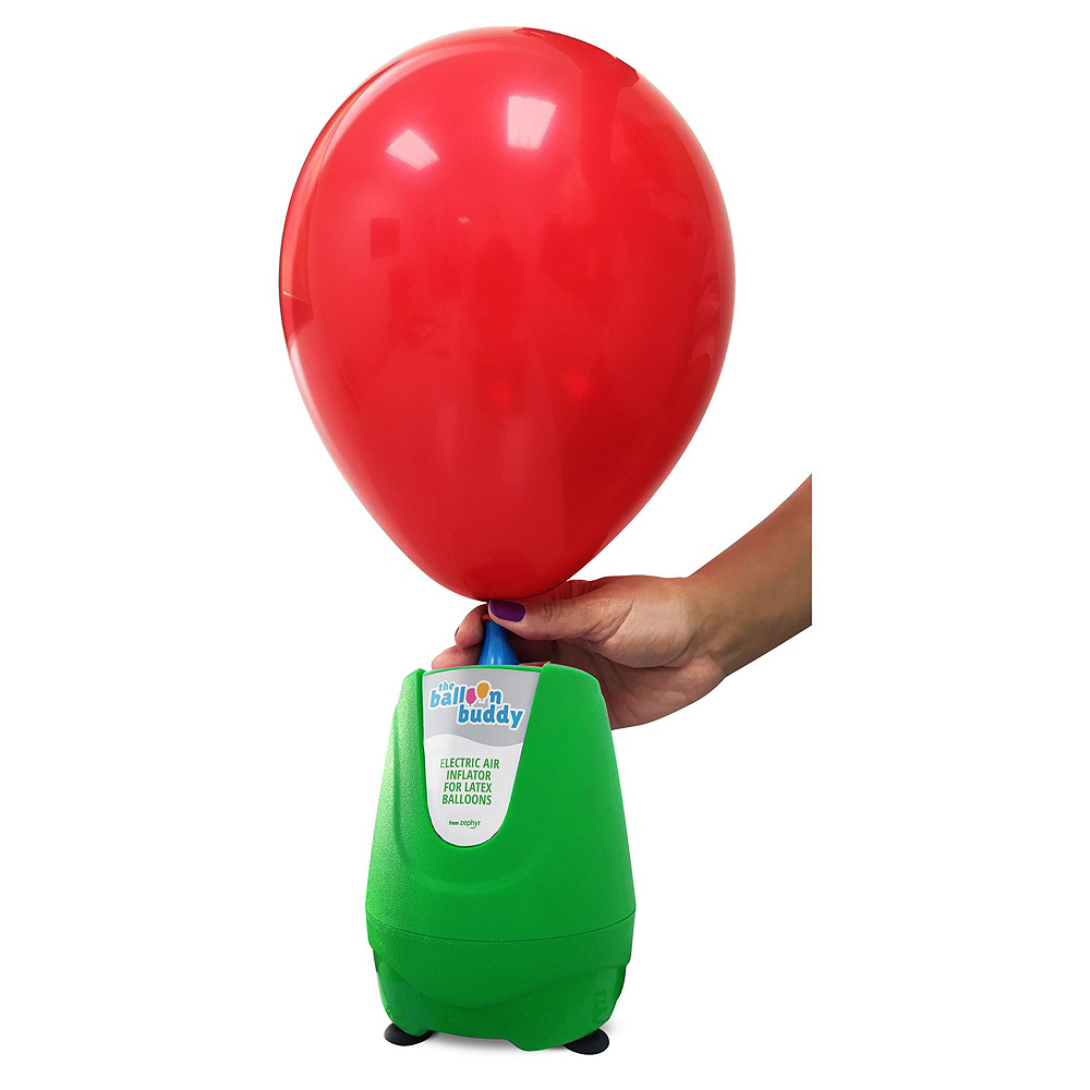 Balloons & Balloon Pump Kit Image #3