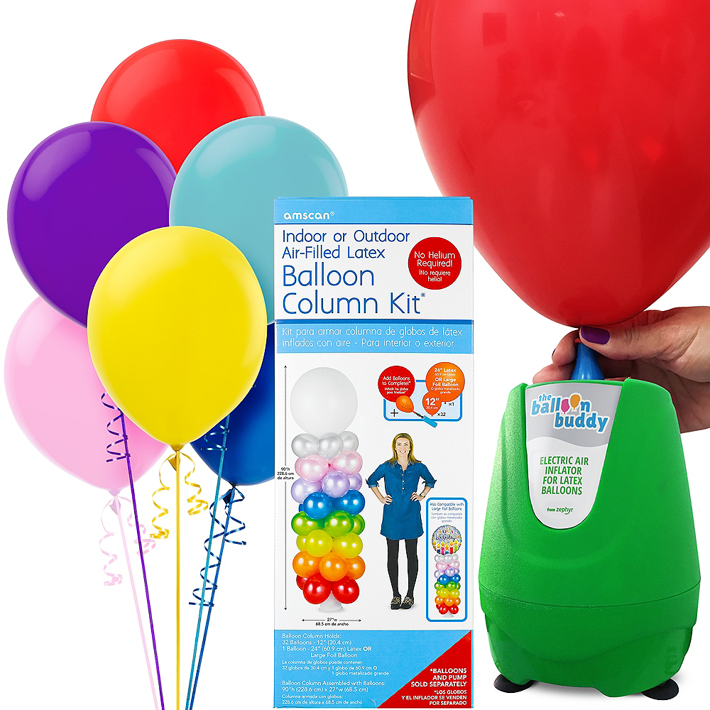 Balloon Column & Pump Kit Image #1