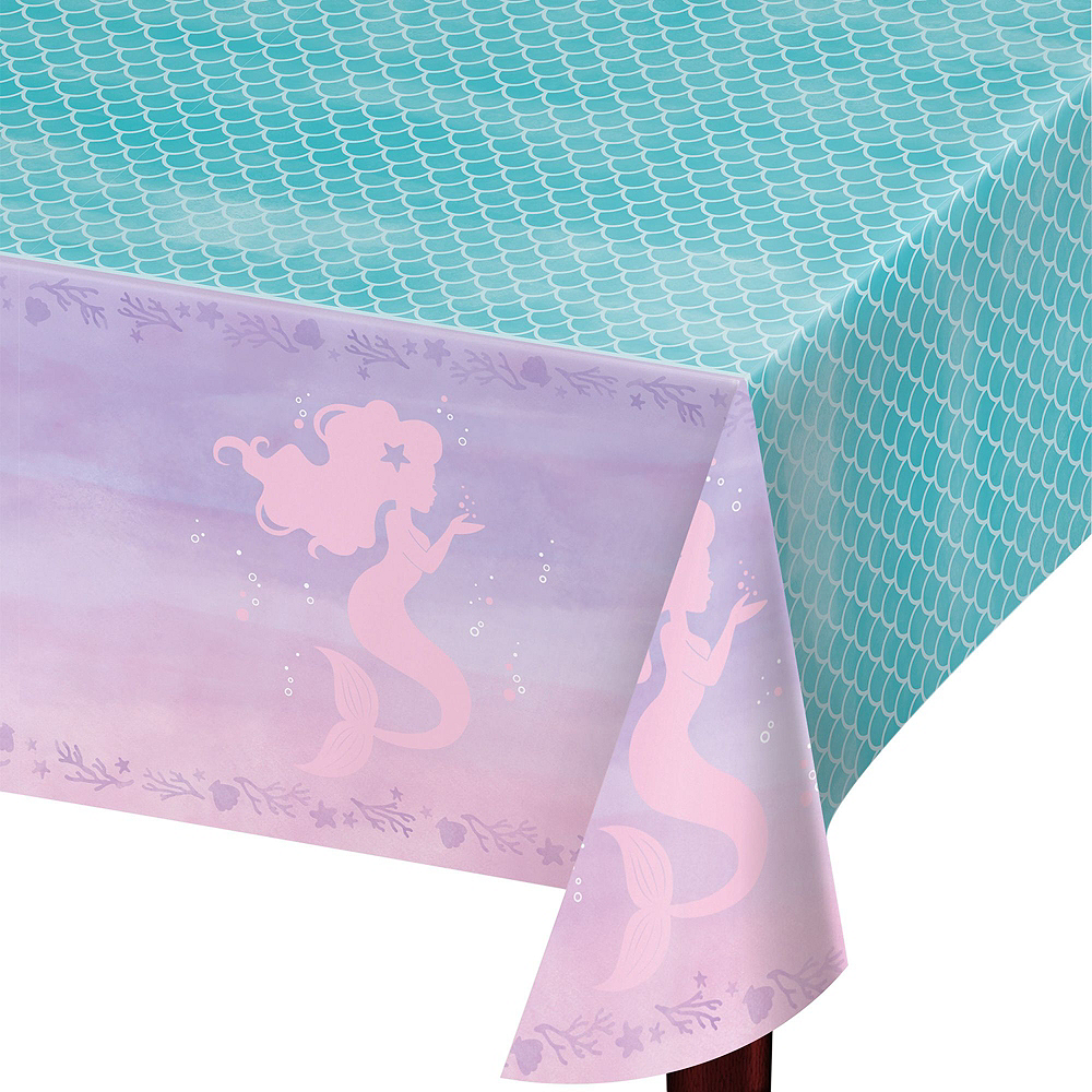 Shimmer Mermaid Ultimate Party Kit for 24 Guests Image #8
