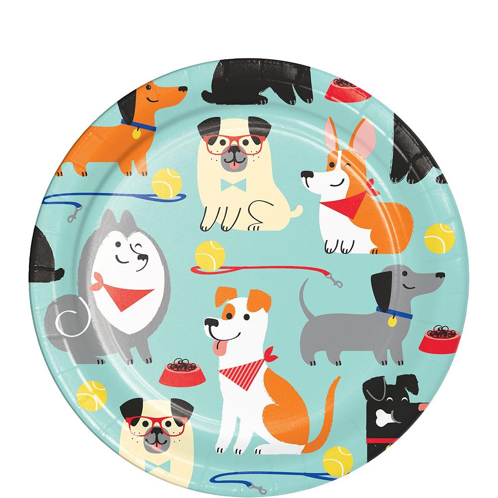 Ultimate Dog Party Kit for 16 Guests Image #2