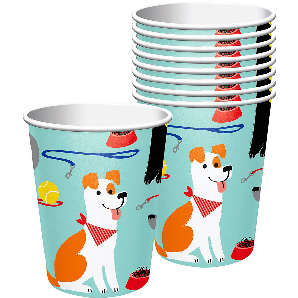 Ultimate Dog Party Kit for 16 Guests Image #6