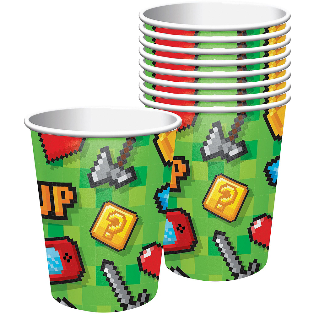 Video Game Party Kit for 16 Guests Image #5