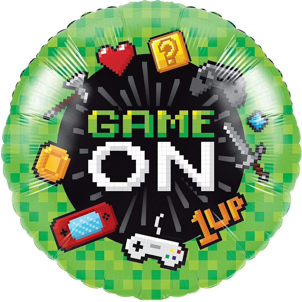 Ultimate Video Game Party Kit for 16 Guests Image #13
