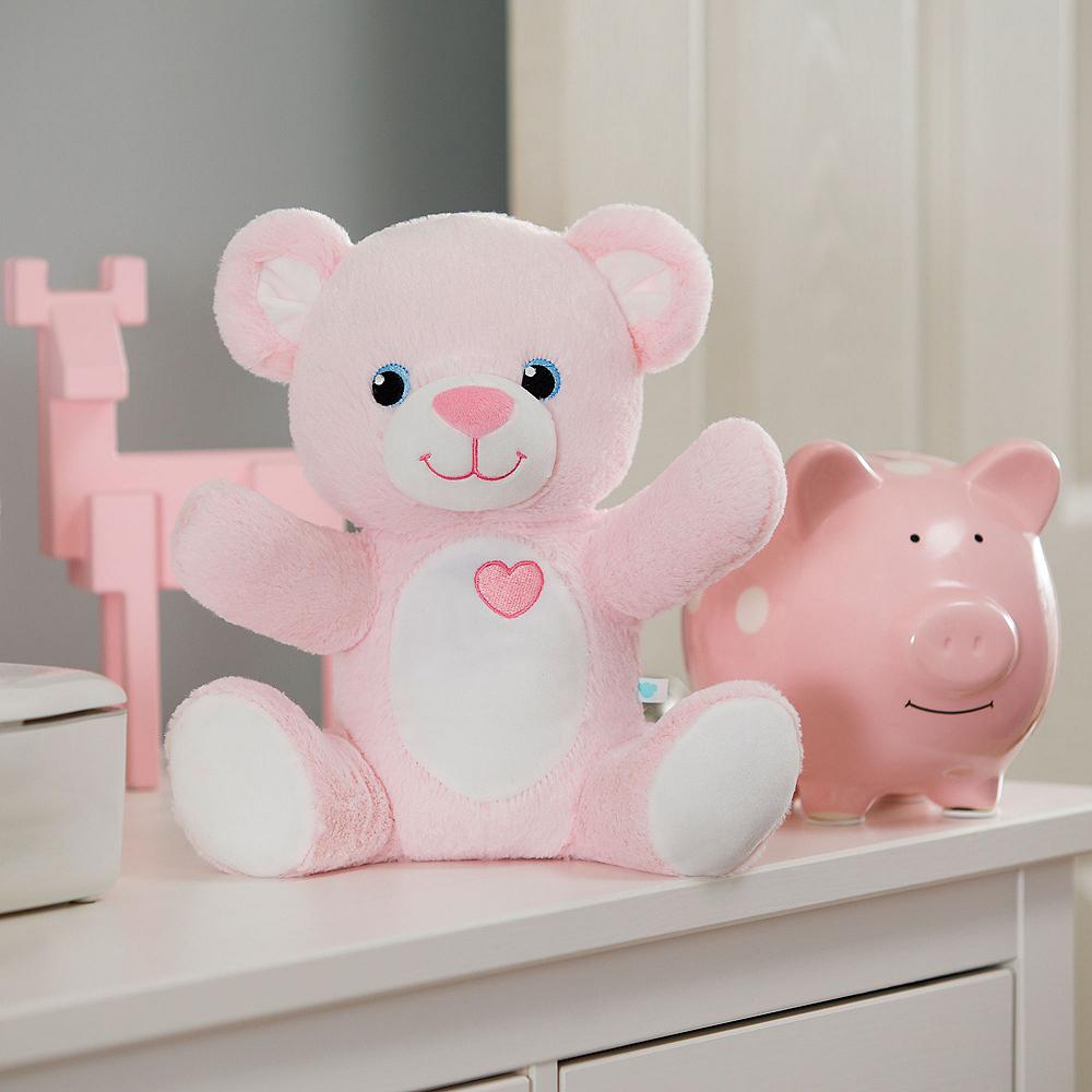 Pink Message Bear - Build-A-Bear Image #2