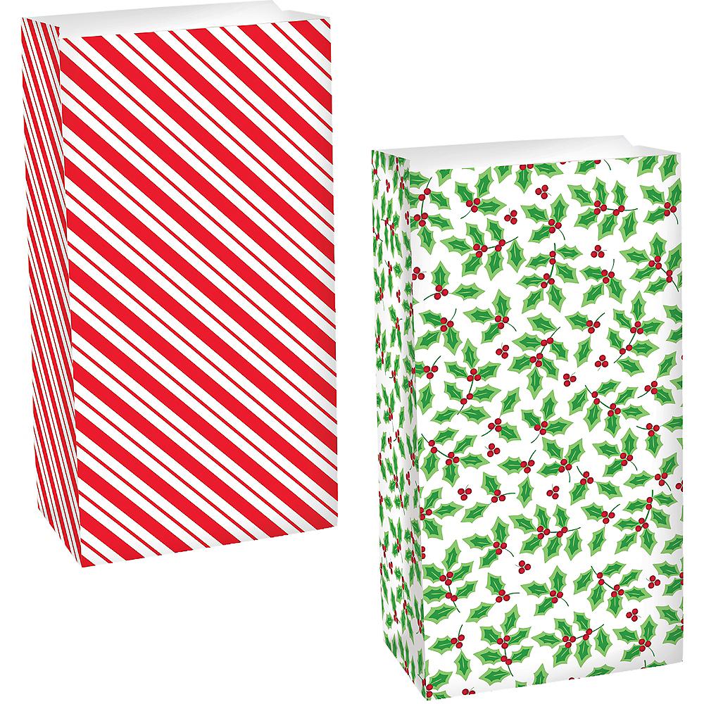 Traditional Christmas Treat Bag Bundle 100pc Image #1