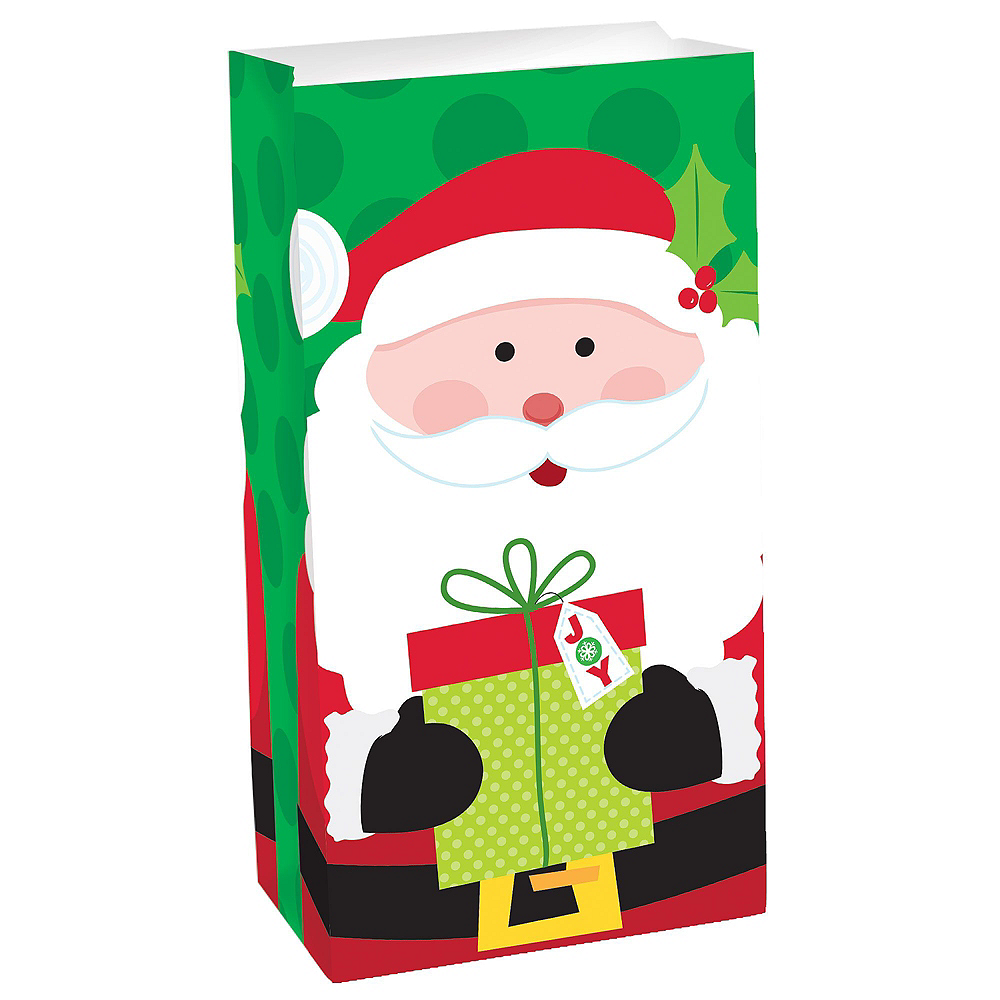 Classroom Christmas Treat Bag Bundle 100pc Image #2