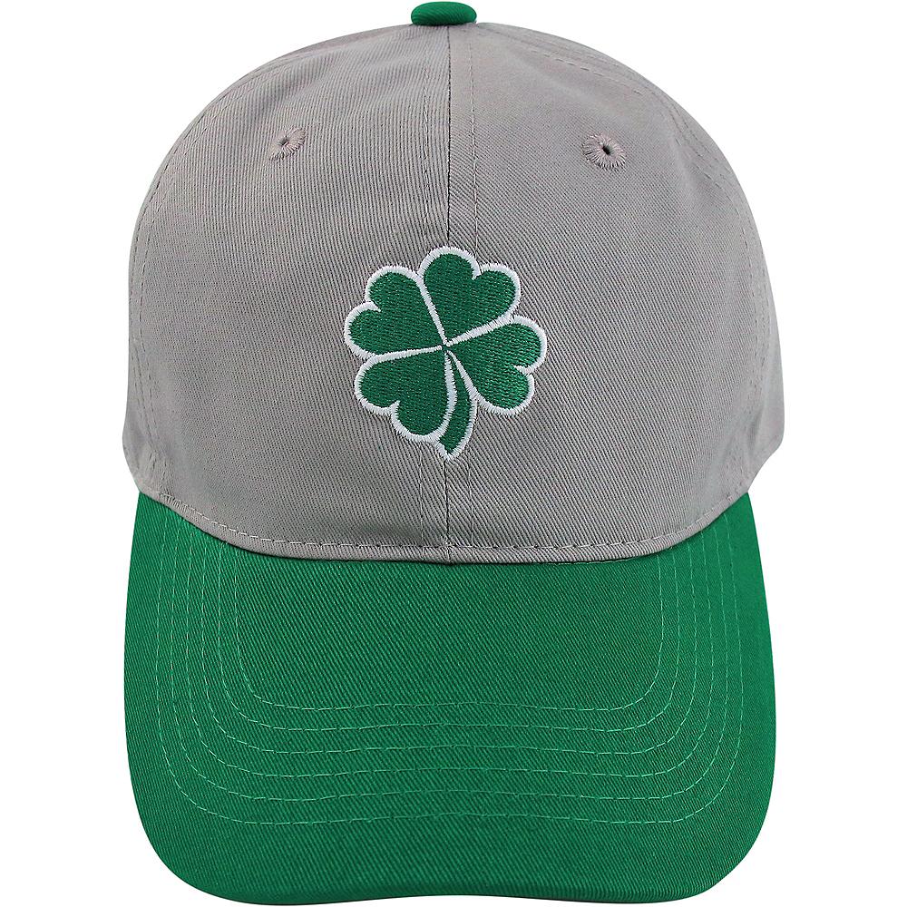 Lucky Clover Baseball Hat 7in x 10in  cf7e67cee85