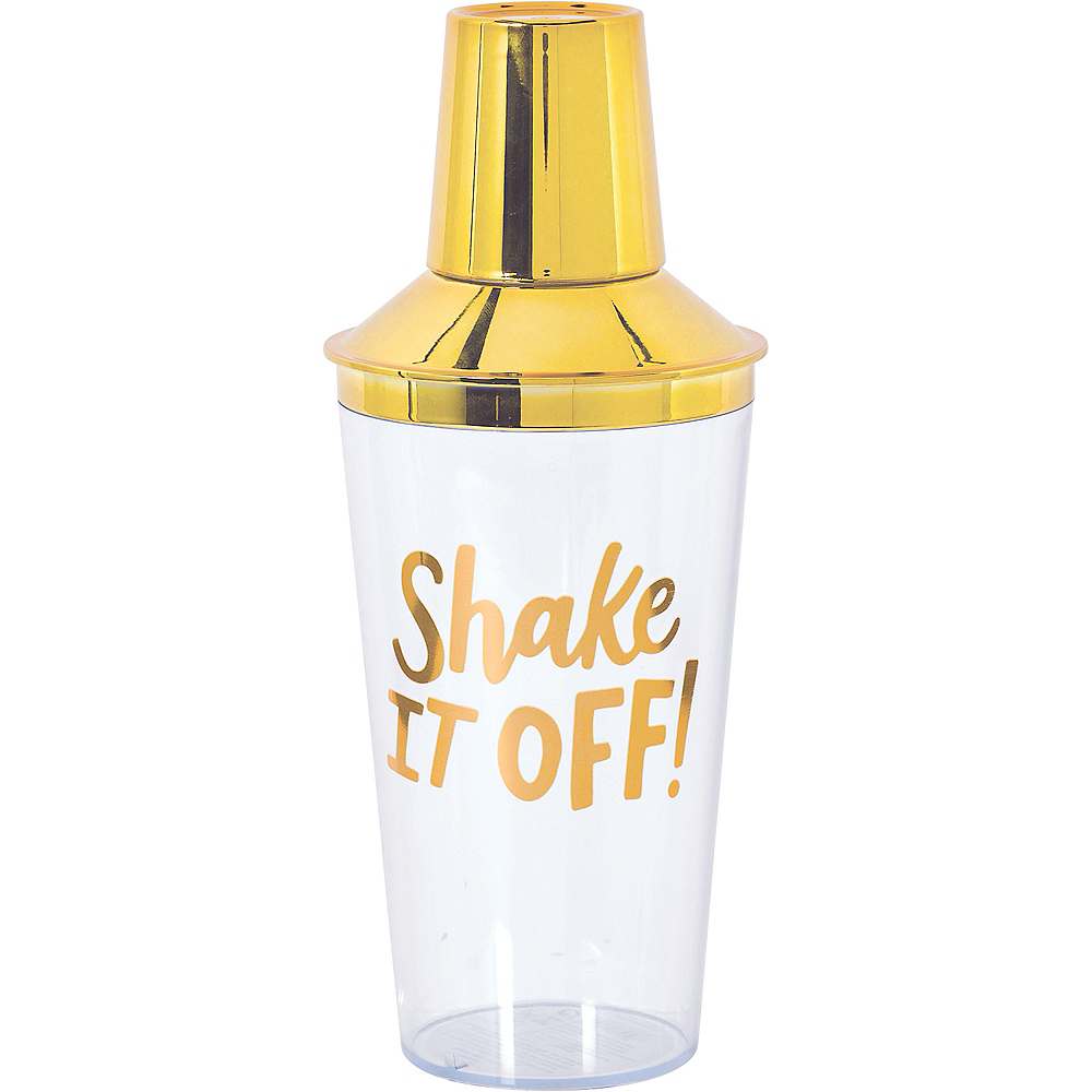 Shake It Off Cocktail Shaker Image #1