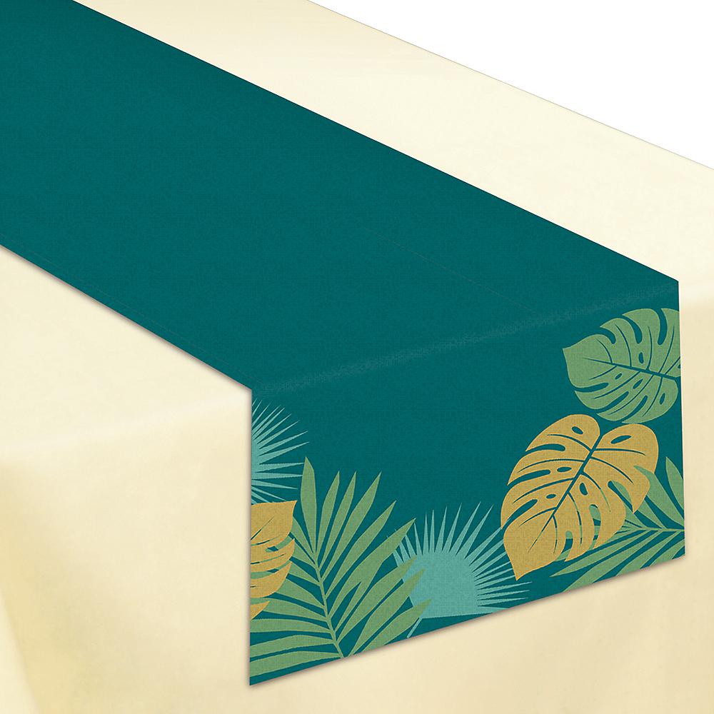 Key West Palm Leaf Table Runner Image #1