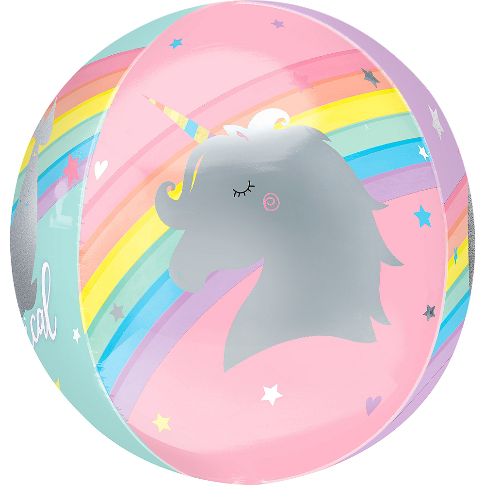 Nav Item for Magical Rainbow Balloon - See Thru Orbz Image #2