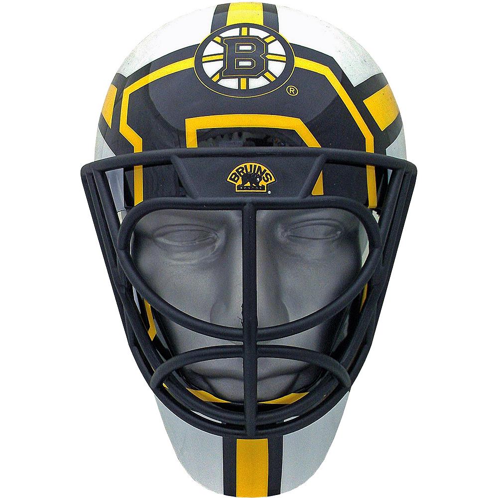 Boston Bruins Helmet Fanmask Image #1