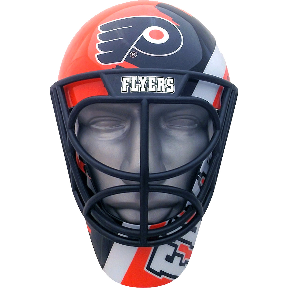 Nav Item for Philadelphia Flyers Helmet Fanmask Image #1