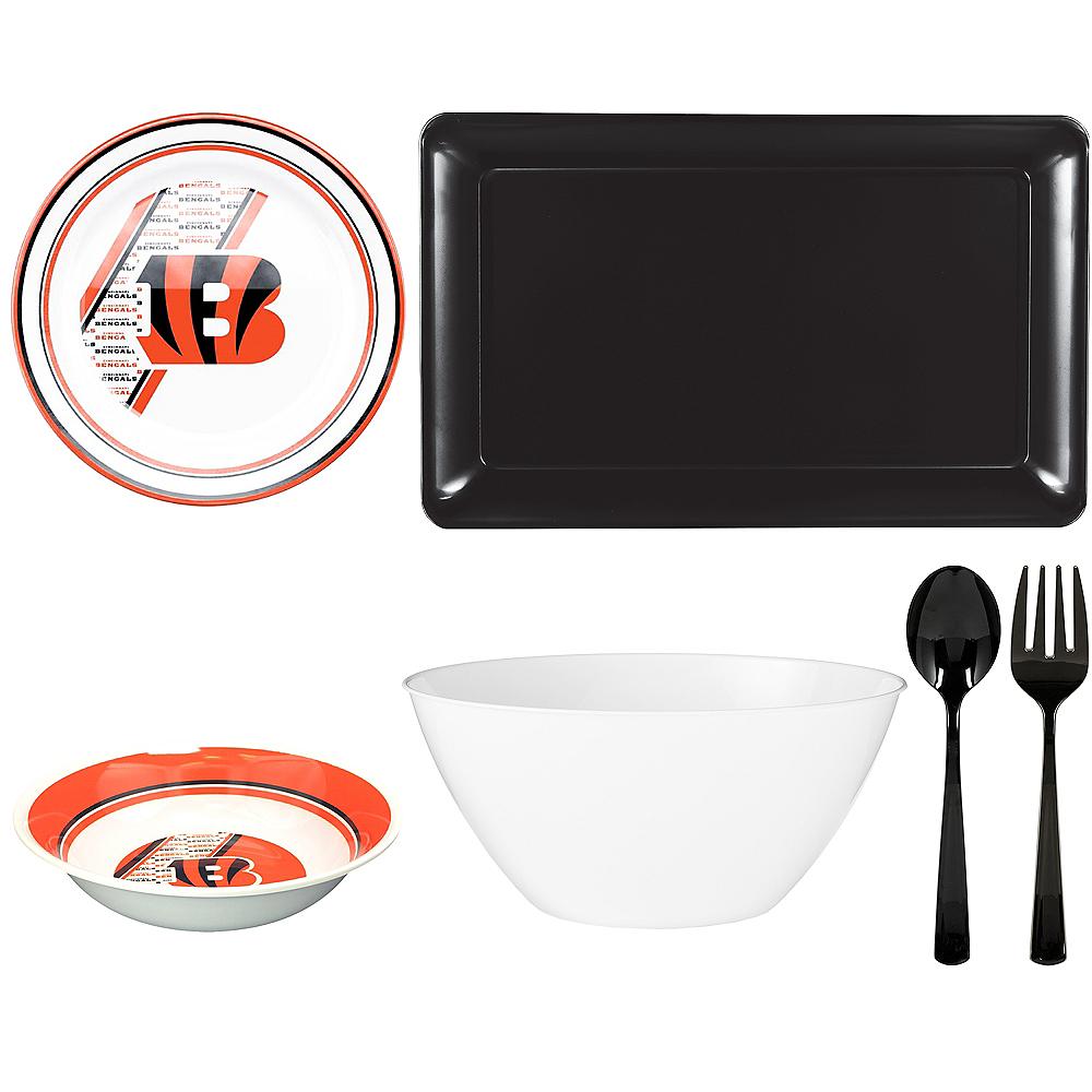 Cincinnati Bengals Serveware Kit Image #1