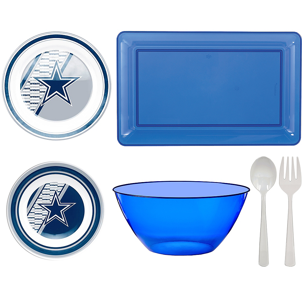 Dallas Cowboys Serveware Kit Image #1