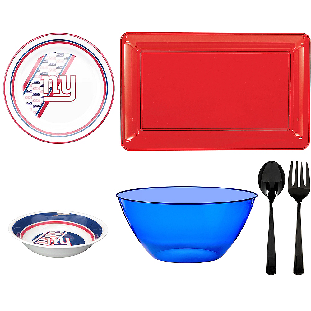 New York Giants Serveware Kit Image #1