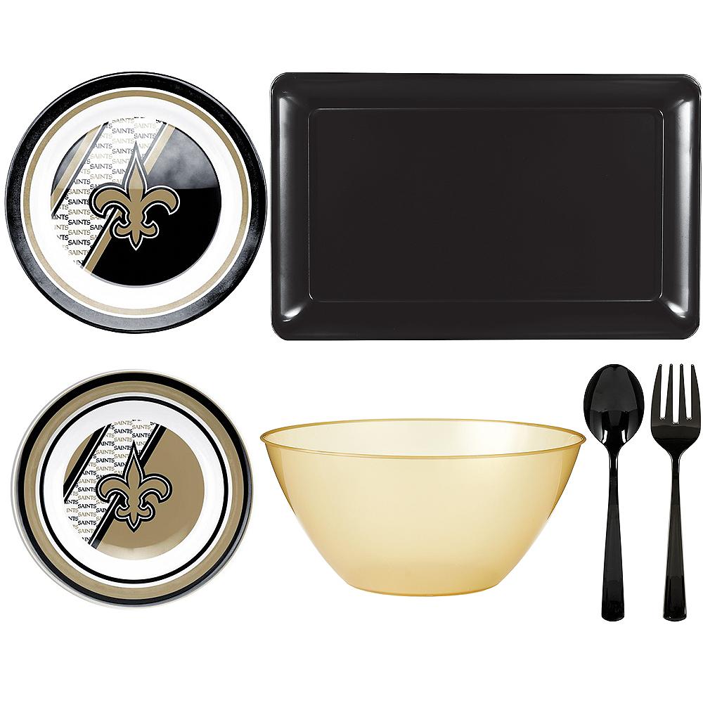 New Orleans Saints Serveware Kit Image #1