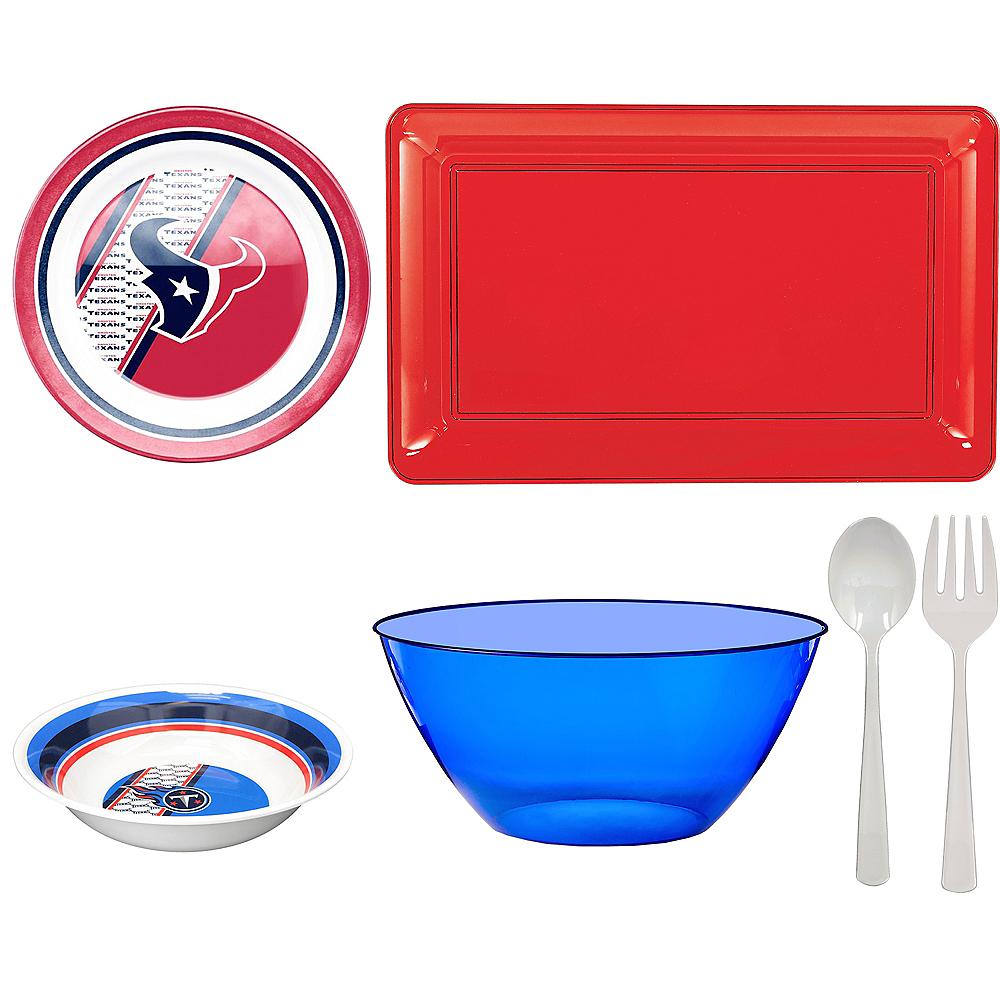 Houston Texans Serveware Kit Image #1