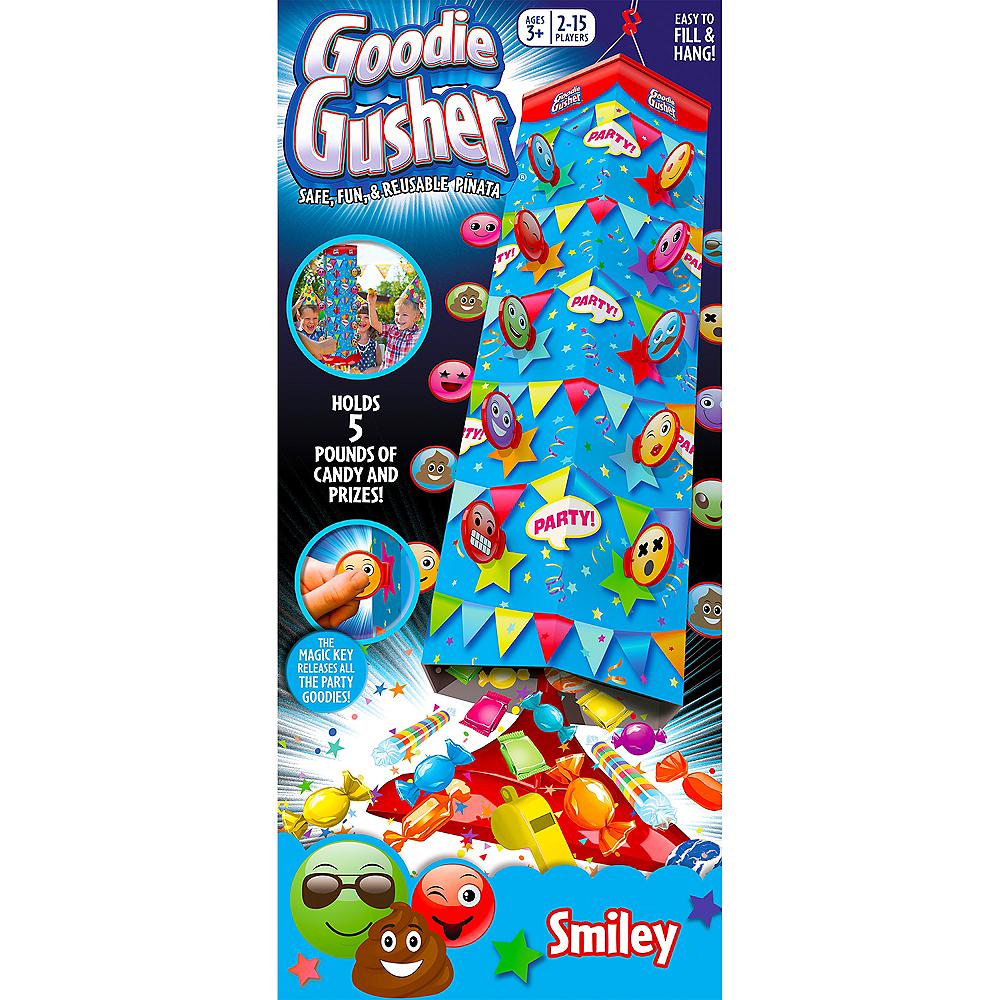 Goodie Gusher Smiley Pinata Image #2