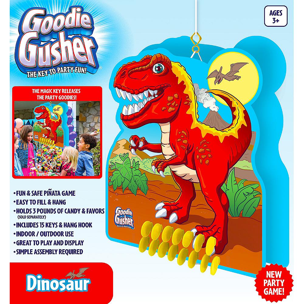 Goodie Gusher Dinosaur Pinata Image #2