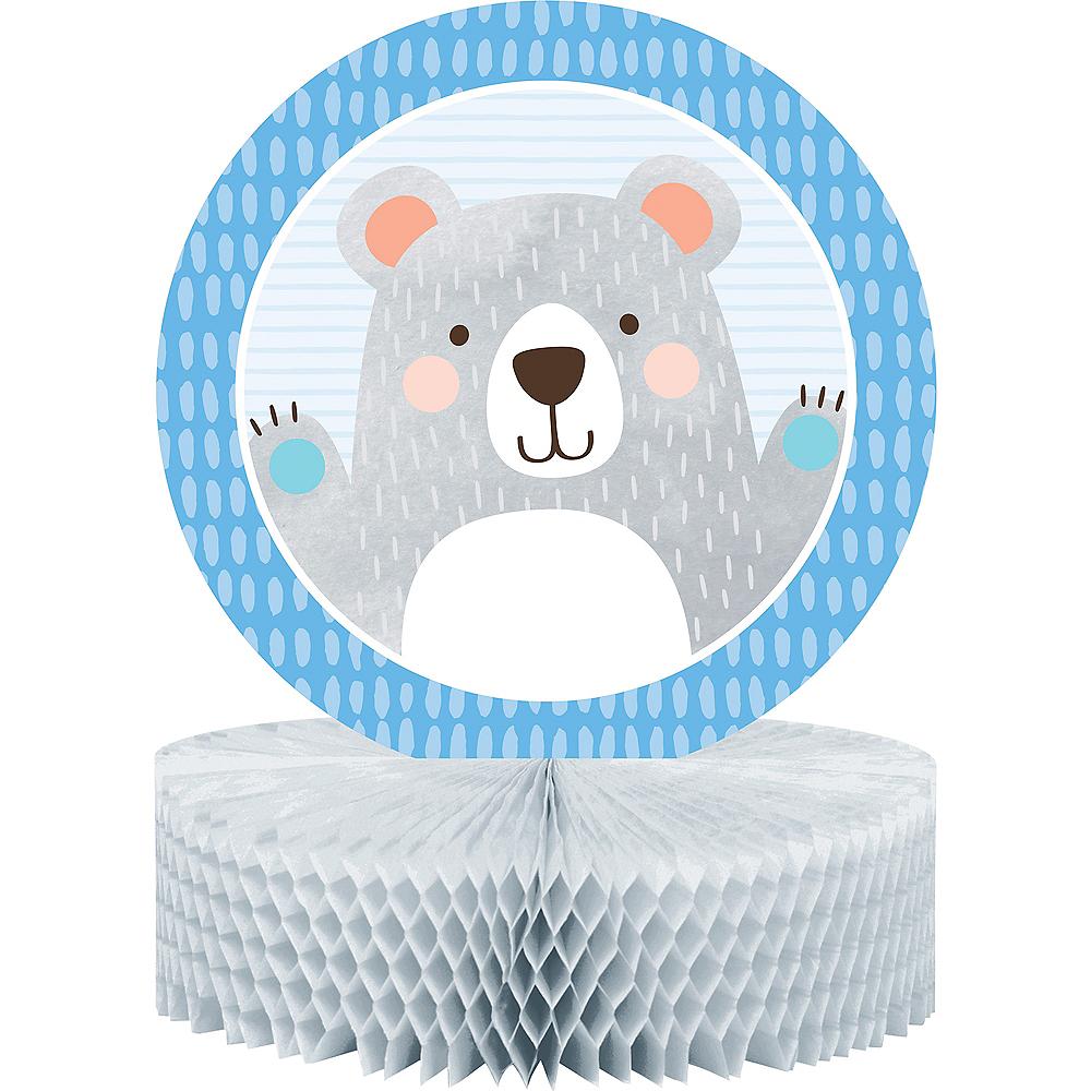 Beary Cute Honeycomb Centerpiece Image #1