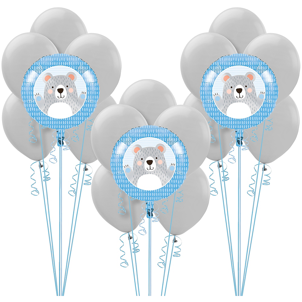 Beary Cute Balloon Kit Image #1