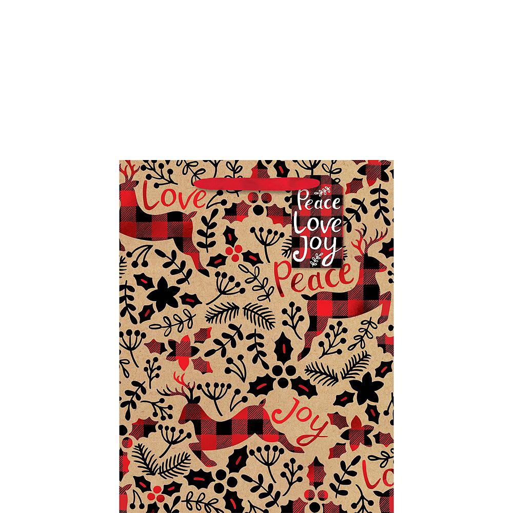 Christmas Gift Bag Bundle 24pc | Party City