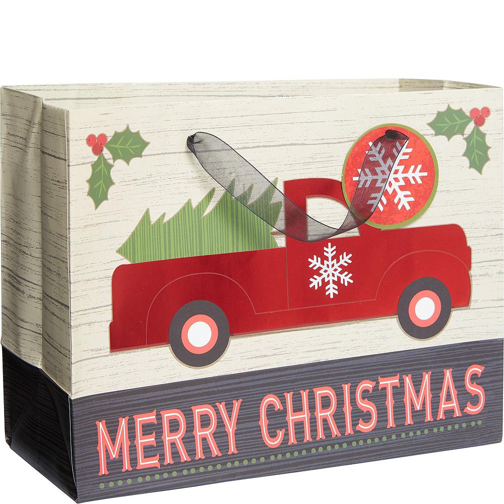 Medium Size Christmas Gift Bag Bundle 12pc Image #2