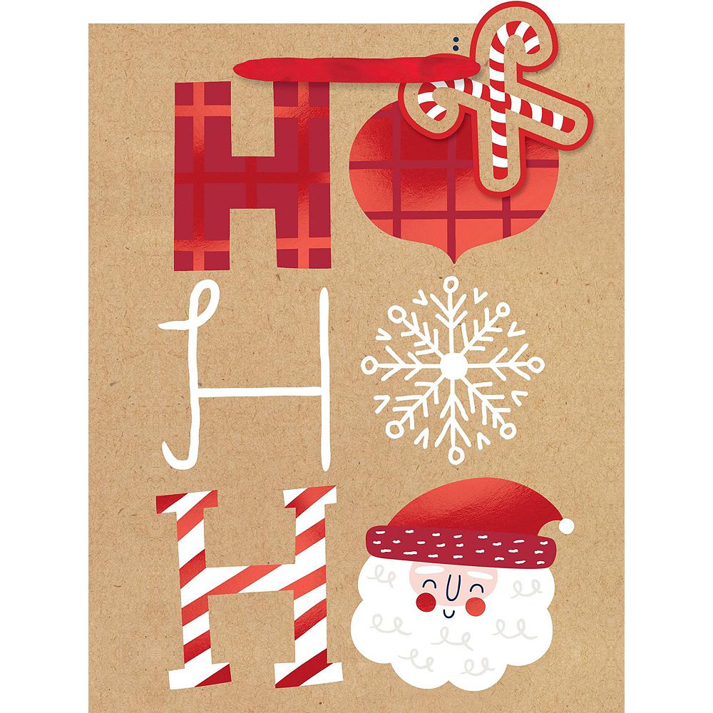 Medium Size Christmas Gift Bag Bundle 12pc Image #4