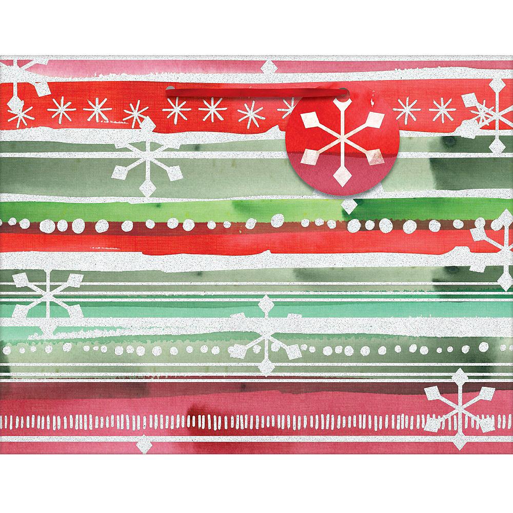 Medium Size Christmas Gift Bag Bundle 12pc Image #5