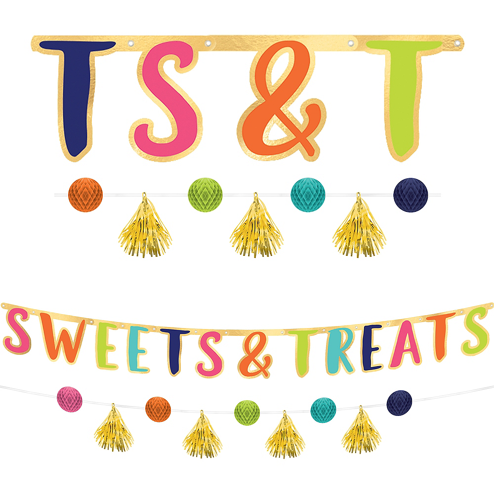Sweet Treats Banner with Mini Banner Image #1