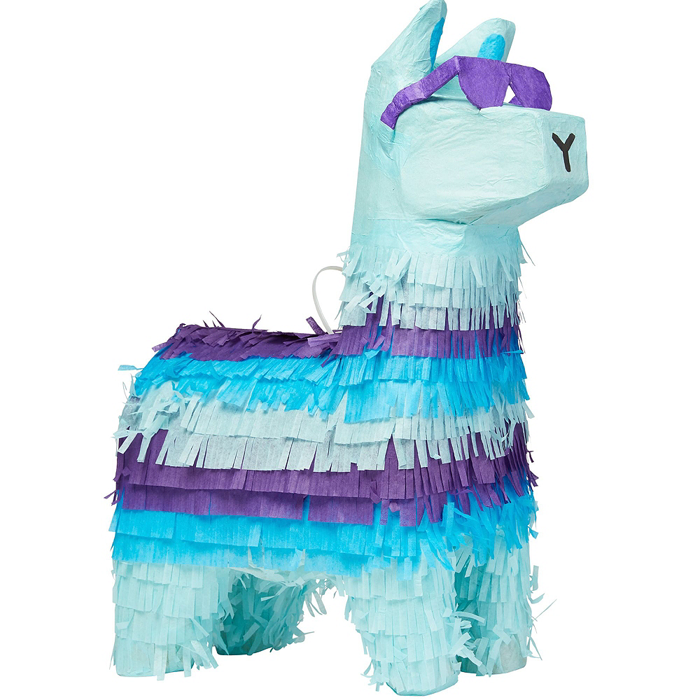 Battle Royal Llama Pinata Kit with Favors Image #2