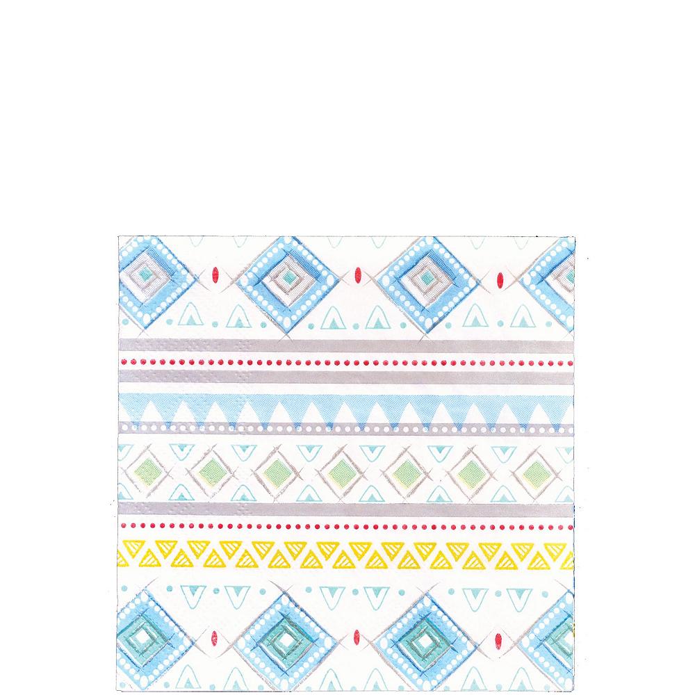 Blue Adventure Begins Premium Baby Shower Kit for 32 Guests Image #4