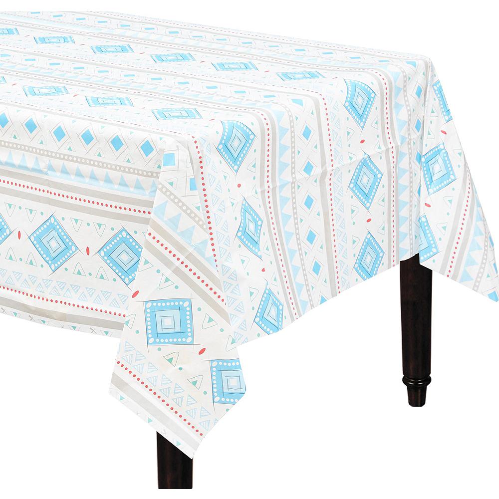 Blue Adventure Begins Premium Baby Shower Kit for 32 Guests Image #7