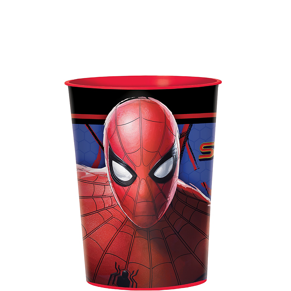 Nav Item for Spider-Man: Far From Home Favor Cup Image #1