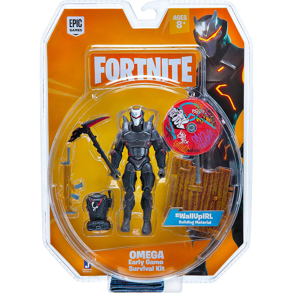 Omega Early Game Survival Playset 6pc - Fortnite Image #2