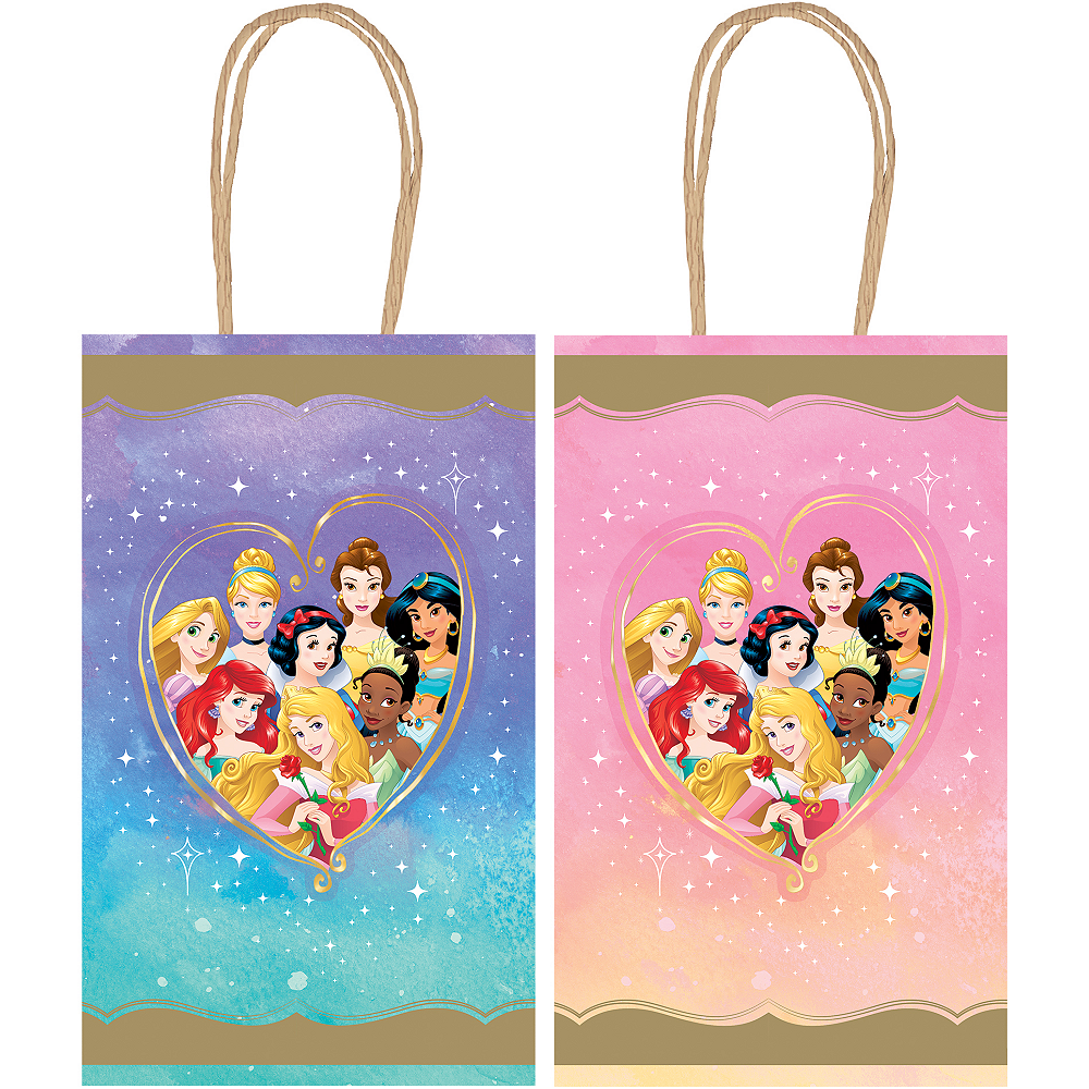Disney Once Upon a Time Treat Bags 8ct Image #1